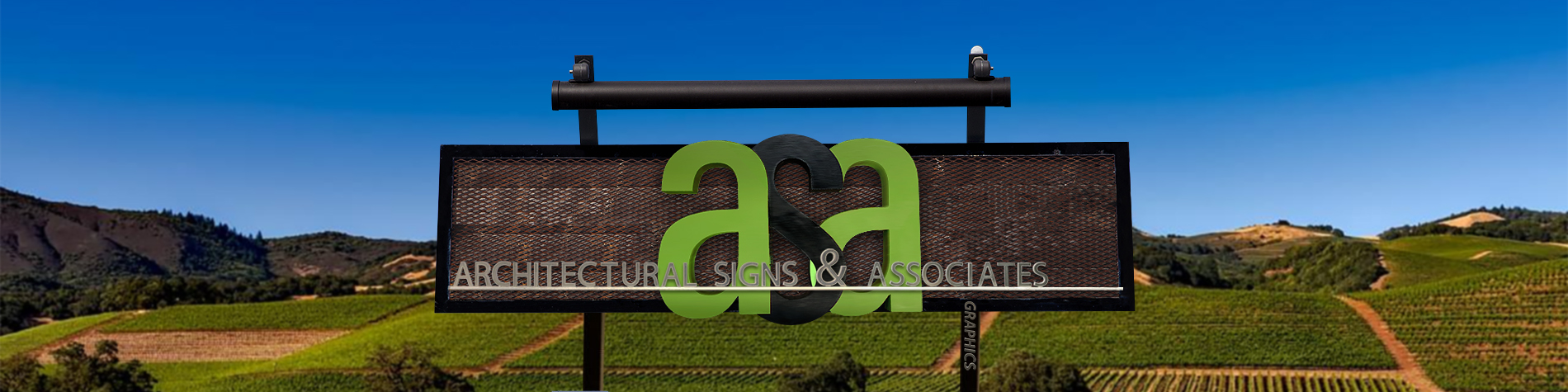 ASA Graphics sign
